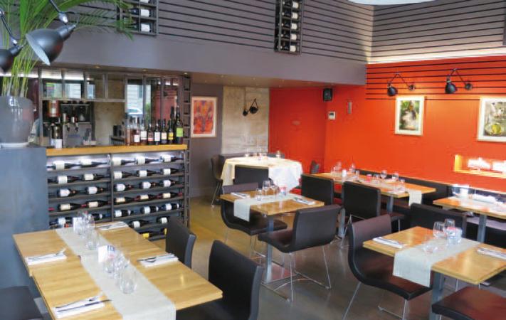 Une cuisine bistronomique dans un cadre contemporain - Industrie ...