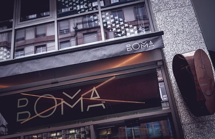 Le Boma © Boma