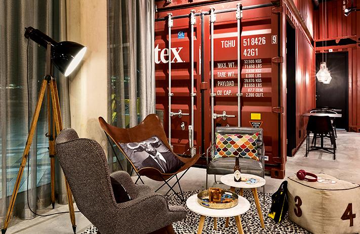 Enrichir l'expérience client © Moxy Hotels