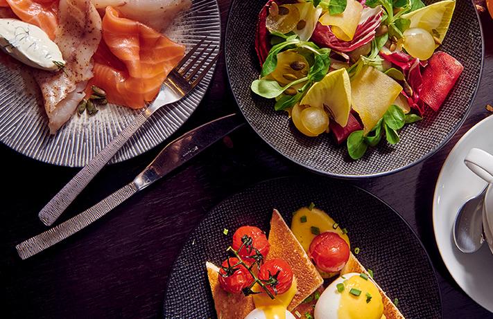 « Petit déjeuner français » du Hyatt Paris Madeleine © Hyatt Paris Madeleine
