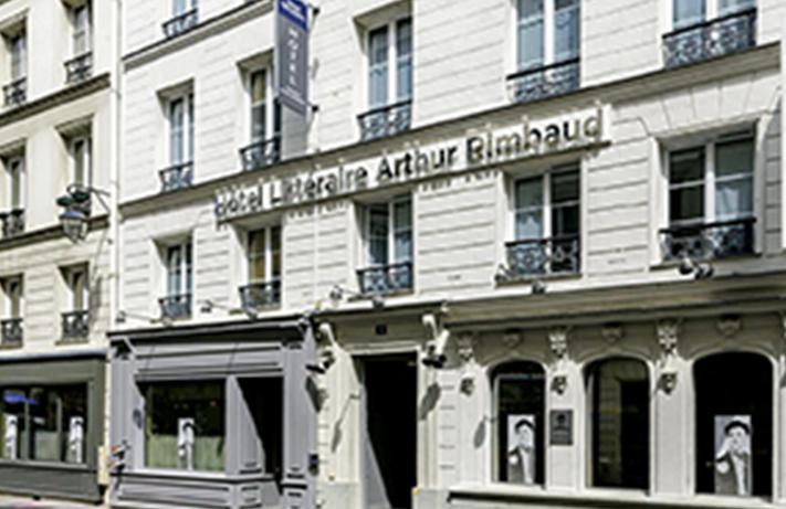 © Best Western Hôtel Arthur Rimbaud