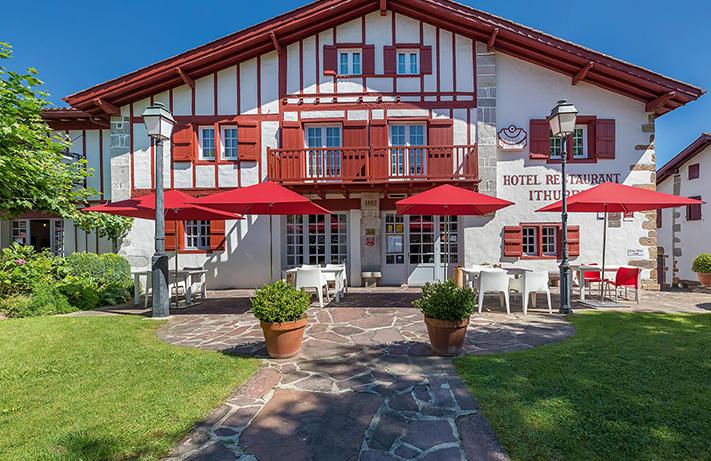 © Hôtel-restaurant Ithurria