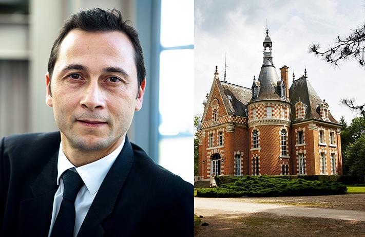 Éric Viale (DR) Un premier établissement Six Senses ouvrira ses portes en 2022 dans la Vallée de la Loire. Photos © IHG