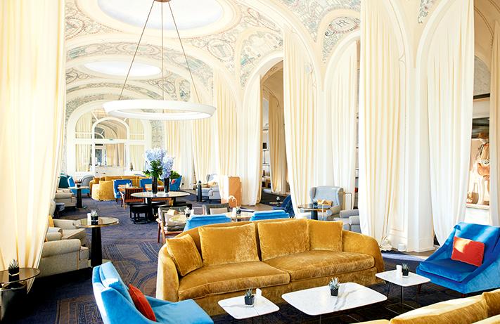 © Brodbeck & de Barbuat - Hôtel Royal à Évian-les-Bains
