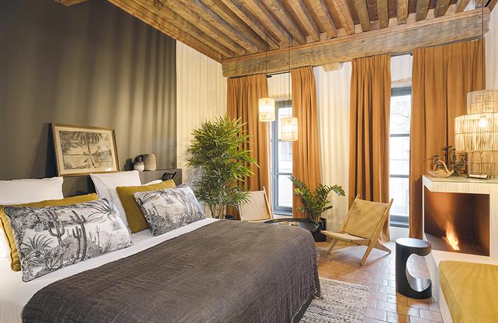 MiHotel s'appuie sur un concept fort : des Suites à la décoration soignée et à l'accès entièrement dématérialisé Photos © Sabine Serrad