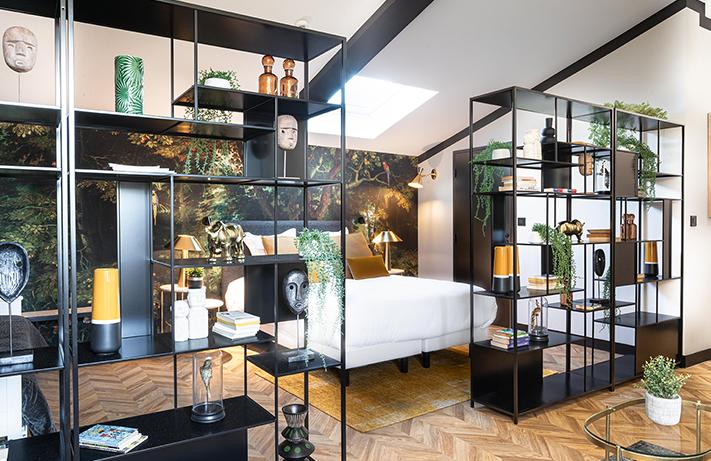 Chambre familiale / © Guillaume Ayer / Maisons du Monde Hôtel & Suites